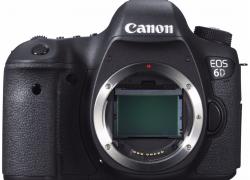 Canon EOS 6D Body voor €829,99 bij Amazon
