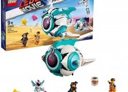 De LEGO Film 2 70830 Lieve Chaos' Zusterstelsel ruimteschip voor €34,90 bij Amazon