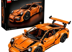 LEGO 42056 Technic Porsche 911 GT3 RS voor €177 bij Amazon