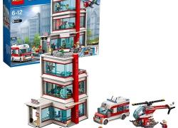 LEGO City ziekenhuis (60204) voor €49,99 bij Amazon
