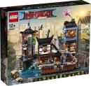 LEGO NINJAGO City haven (70657) voor €149 op Amazon.de