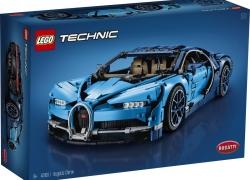 Lego Technic Bugatti Chiron (42083) voor €274,99 bij Amazon