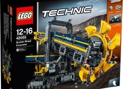LEGO Technic Emmerwiel Graafmachine (42055) voor 169 euro bij Bol.com