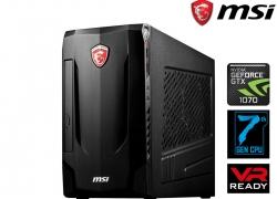MSI Nightblade met GTX 1070 voor €899,95 bij iBood