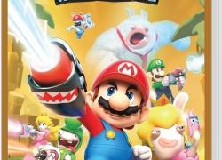Mario + Rabbids Kingdom Battle – Gold Edition voor €35,99 bij Shop4