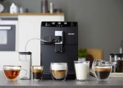 Philips Easy Cappuccino HD8830/10 voor €258,90 bij iBood
