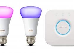 Twee Philips Hue White & Color-lampen met bridge voor €77 bij Amazon.de