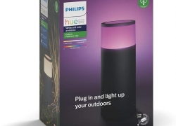 Philips Hue White & Color Ambiance Calla sokkellamp voor €72,57 bij Amazon