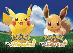Pokémon: Let's Go Pikachu en Eevee voor slechts €29,99 bij Amazon.de