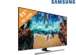 Samsung UE55NU8000 voor €749 bij iBood