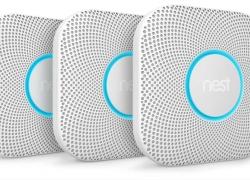 Tweede generatie Nest Protect (3-pack, accu) voor €299,- bij Bol.com