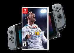 FIFA 18 (Nintendo Switch) voor €29,30 bij Amazon.co.uk