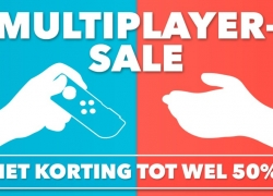 Nintendo Switch eShop-sale: multiplayer-sale